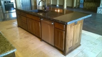 New Custom Kitchen in Tulsa Oklahoma