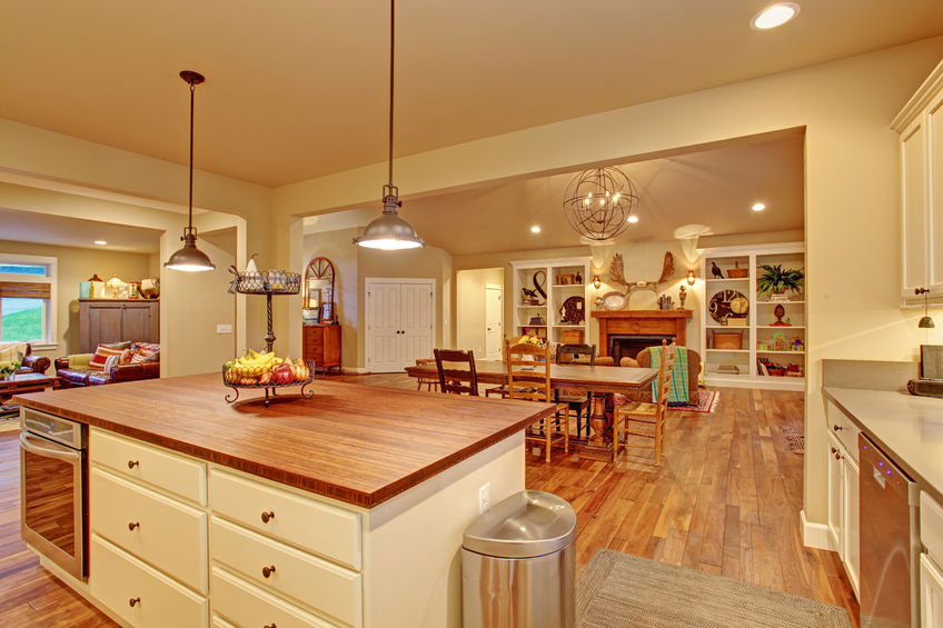 Get a professional kitchen design for your home in Tulsa with A&S Millworks.